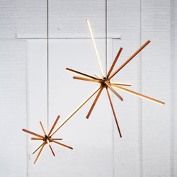 Double Boom | Suspended lights | STICKBULB