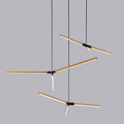 Multi Bough | Suspended lights | STICKBULB