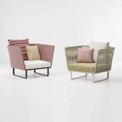 Bitta club armchair | Armchairs | KETTAL