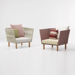Bitta club armchair | Sessel | KETTAL