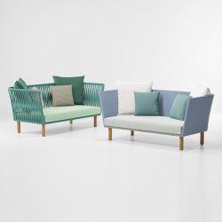 Bitta 2 seater sofa | Sofás | KETTAL
