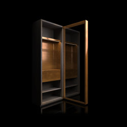 Loom Fr | Display cabinets | HENGE