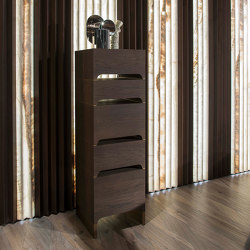 Noctis Tower Tall Chest | Aparadores | HENGE