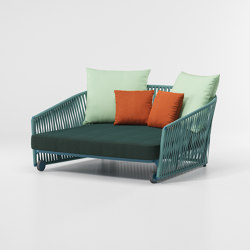 Bitta lounge daybed | Sofas | KETTAL