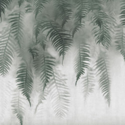 The Breath Of Ferns | Wall coverings / wallpapers | LONDONART
