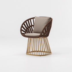 Cala dining chair | Sillas | KETTAL