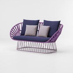 Cala 2-place sofa | Sofas | KETTAL