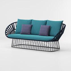 Cala 3-place sofa | Sofas | KETTAL