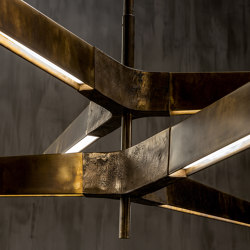 Starlight Lamp | Suspended lights | HENGE