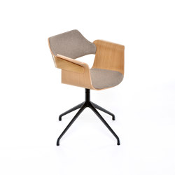 Flagship Swivel chair | Chairs | PlyDesign