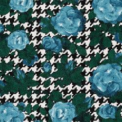 Fabric Roses | Wall coverings / wallpapers | LONDONART