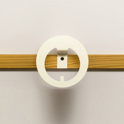 Garderoben | Rundhaken | Hook rails | ondo