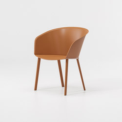 Stampa solid | Chairs | KETTAL