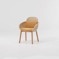 Vimini dining chair | Chairs | KETTAL