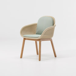 Vimini dining chair | Chairs | KETTAL