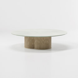 Vimini center table | Coffee tables | KETTAL