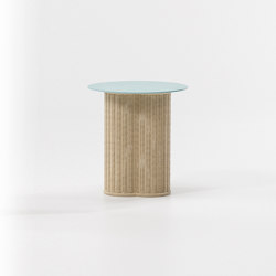 Vimini side table ø48 | Side tables | KETTAL