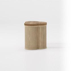 Vimini side table trefoil | Side tables | KETTAL