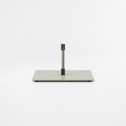 Objects Meteo umbrella base | Parasol bases | KETTAL