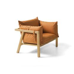 Umomoku armchair outdoor | Armchairs | Prostoria