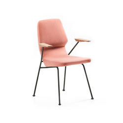 Oblique Chair Metal Outdoor | Sillas | Prostoria