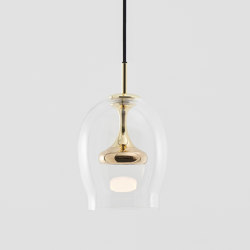 Moai Pendant M | Suspended lights | SEEDDESIGN