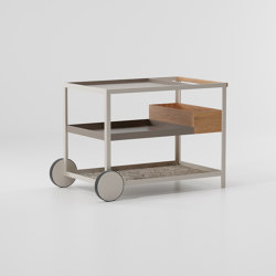 Objects outdoor trolley | Trolleys | KETTAL