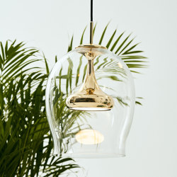 Moai Pendant L | Suspended lights | SEEDDESIGN