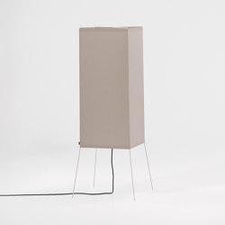 Objects fila floor lamp XL | Luminaires sur pied | KETTAL