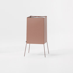 Objects fila floor lamp M | Lampade piantana | KETTAL