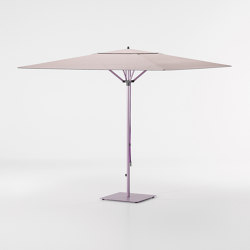 Objects meteo telescopic parasol 250 | Parasoles | KETTAL