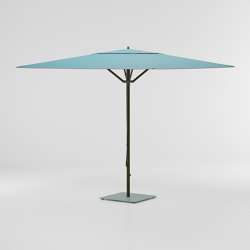 Objects meteo telescopic parasol 250 | Parasols | KETTAL
