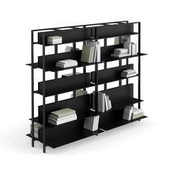 Shtef shelf system | Shelving | Prostoria