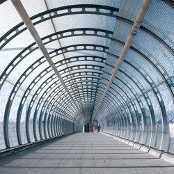 Fibra pedestrian walkways |  | Saimex