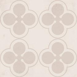 Ossidi | Fiori Bianco | Keramikböden | Marca Corona
