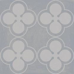 Ossidi | Fiori Celeste | Ceramic flooring | Marca Corona
