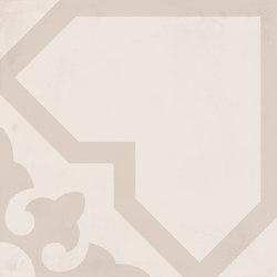 Ossidi | Cornice Bianco | Keramikböden | Marca Corona