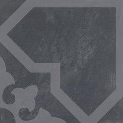 Ossidi | Cornice Nero | Keramikböden | Marca Corona