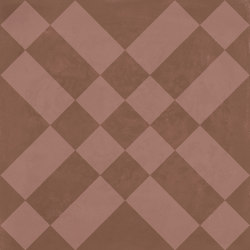 Ossidi | Intarsi Vinaccia | Ceramic flooring | Marca Corona