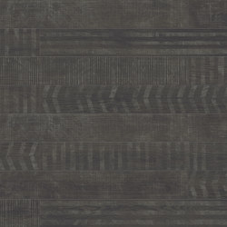 Lagom | Mix Linear Black | Ceramic flooring | Marca Corona