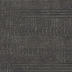 Lagom | Mix Linear Black | Sols en céramique | Marca Corona