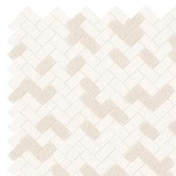 Mementa | Bianco Spina Tessere | Mosaicos de pared | Marca Corona
