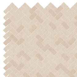 Mementa | Sabbia Spina Tessere | Mosaici pareti | Marca Corona