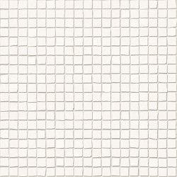 Mementa | Bianco Micro Tessere | Mosaicos de pared | Marca Corona