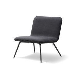 Spine Lounge Metal Base | Sessel | Fredericia Furniture