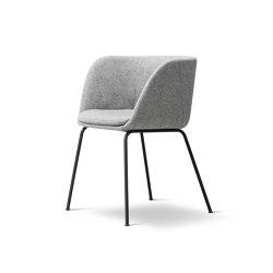 Verve 4 Leg | Sedie | Fredericia Furniture