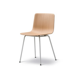 Pato 4 Leg Center Veneer | Chairs | Fredericia Furniture