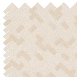 Mementa | Avorio Spina Tessere | Mosaicos de pared | Marca Corona