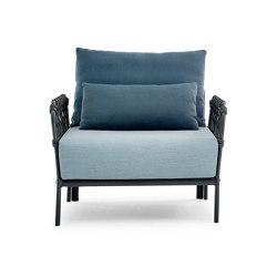 Caro Lounge Chair | Armchairs | solpuri