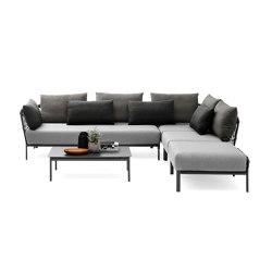 Caro Lounge - Arrangement 1 | Sofas | solpuri